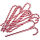 Red & White Candy Canes - 12 X 18cm