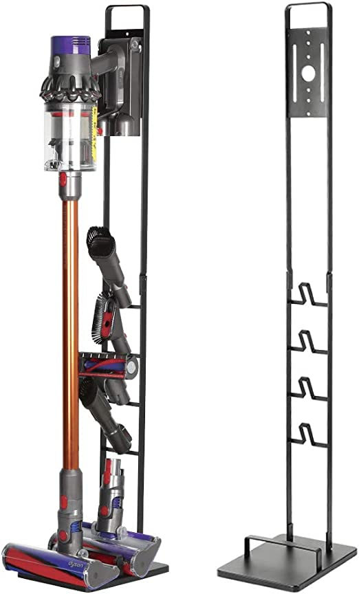 Naconic - Soporte para aspiradora para Dyson V6, V8, V10, V11, DC58, DC59, DC62, DC74, no es necesario taladrar la pared: Amazon.es: Hogar