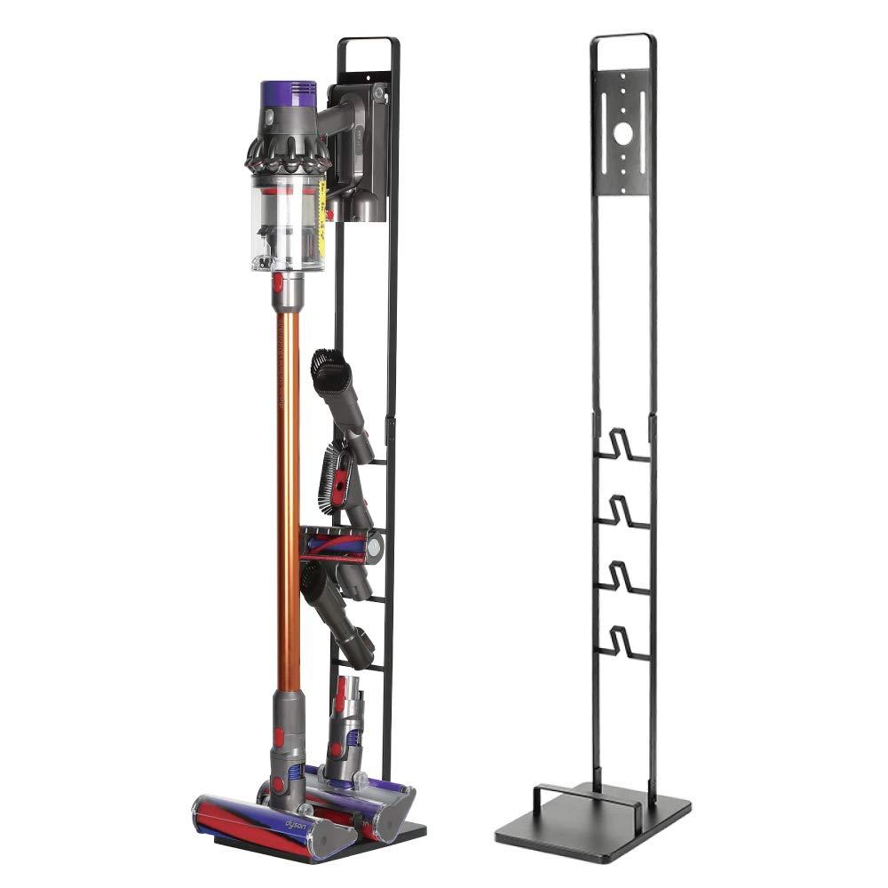 Naconic Vacuum Stand Storage Stable Bracket Holder Compatible with Dyson V6 V7 V8 V10 V11 DC30 DC31 DC34 DC35 DC58 DC59 DC62 DC74 Handheld Cordless Cleaner by Naconic