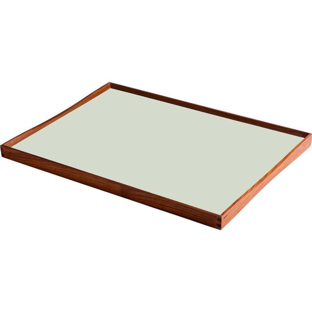Architectmade Turning Tray | Black Desert/Husky Green - Large (38x51 cm)