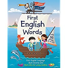 First English Words (Incl. audio CD): Age 3-7 (Collins First English Words)