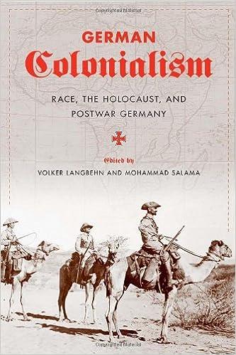 Read German Colonialism: Race, the Holocaust, and Postwar Germany PDF, azw (Kindle), ePub, doc, mobi