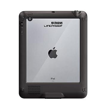 buy popular 0c80f bb9db LifeProof Nüüd for Tablets (Cover Black, Apple iPad 2, iPad (3rd  Generation), iPad (4th Generation), Water Resistant)