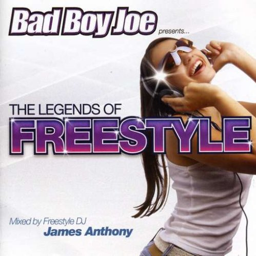 Legends of Freestyle by Megamix Recordings