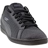 Best Puma Skate Shoes - Puma Mens Smash Knit Fashion Sneakers (9.5, Black) Review