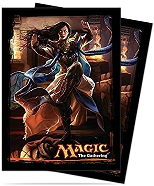 Ultra Pro Magic The Gathering of Dragons Tarkir V3 Narset Trascendente Estándar Cubierta Protector 80ct: Amazon.es: Juguetes y juegos