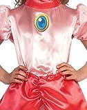 Super Mario Princess Peach Child Costume Size: Medium