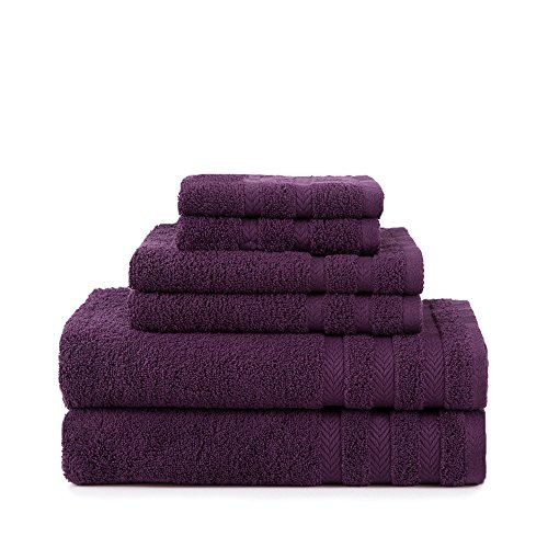 Martex EGYPTIAN COTTON DRYFAST 6 PIECE TOWEL BY 2 Bath Towel
