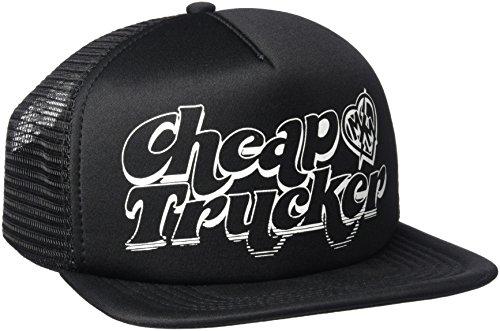 Metal Mulisha Women's Cheap Trucker, Black, One Size (Metal Mulisha Women Hats)