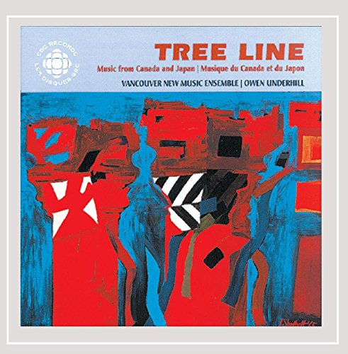 Tree Oneill - Tree Line - New Music From Canada and Japan