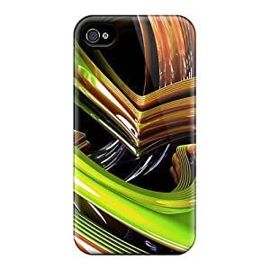 Waterdrop Snap-on 3d Abstract Cases For Iphone 6 Black Friday