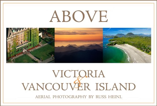 Above Victoria and Vancouver Island