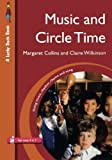 img - for Music and Circle Time: Using Music, Rhythm, Rhyme and Song (Lucky Duck Books) book / textbook / text book