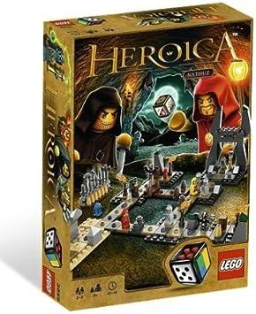 LEGO Juegos de Mesa 3857 - Heroica La Bahía Draida: Amazon.es: Juguetes y juegos