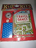Hotshots Travel Games Kid Kit (Usborne Kid Kits)