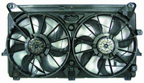 (Depo 335-55042-000 Dual Fan Assembly )