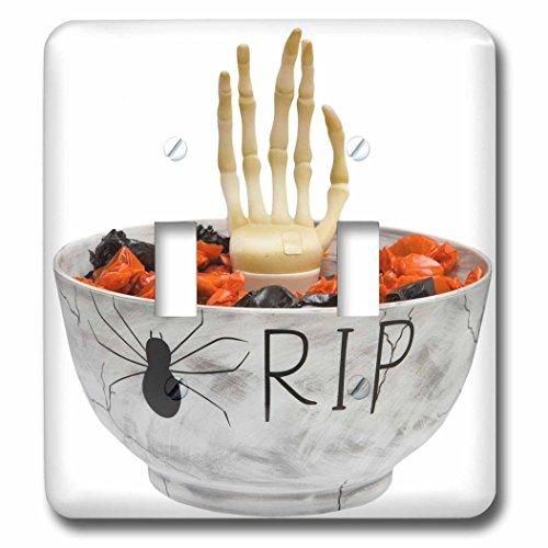 3dRose LLC 3dRose LLC lsp_131313_2 Halloween RIP Candy Bo...