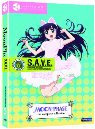Moonphase: The Complete Collection S.A.V.E. by Funimation