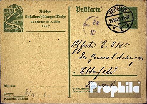 Prophila Collection alemán Imperio P186 Oficial Tarjeta Postal 1929 Hindenburg (Documentos enteropostales para los coleccionistas) Anfibios / Reptiles / Dinosaurio: Amazon.es: Juguetes y juegos