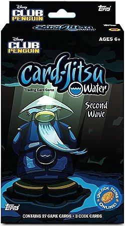 Club Penguin - Jitsu Water Series 2 Value Deck