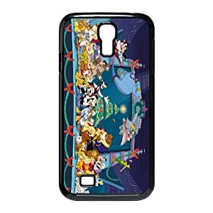 Disney all charactor-frozen,Snow White,Cinderella,alice,The LionKing etc protective case cover For SamSung Galaxy S4 Case HQV479706697