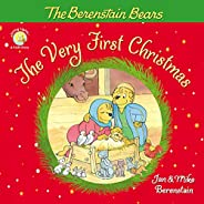 The Berenstain Bears, The Very First Christmas (Berenstain Bears/Living Lights: A Faith Story)