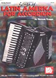 Songs of Latin America for Accordion, Herman Troppe, 0786635258