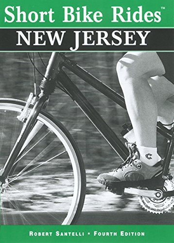 Ride Jersey Shorts - Short Bike Rides in New Jersey, 4th (Short Bike Rides Series)