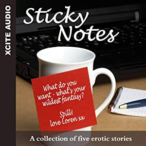 Sticky Notes Audiobook