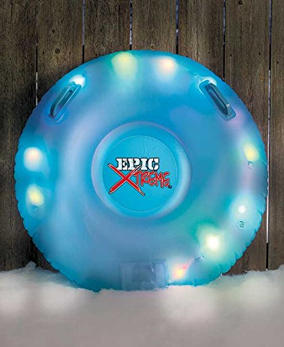 Epic Extreme EXIST100 Epic Xtreme LED Light Snow Tube Ride On