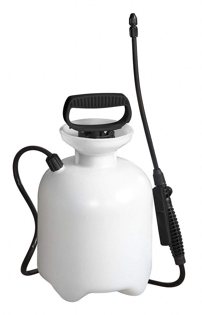Handheld Sprayer, Polyethylene Tank Material, 1 gal, 45 psi Max Sprayer Pressure by WESTWARD