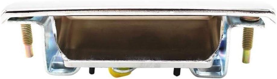 Mazda B2500 2.5TD 99-07 Ricambi Auto Maniglia di ricambio Fermo Trim for Ford Ranger Pickup 2.5TD Color : Silver