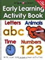 Wipe Clean Early Learning Activity Book from Priddy Books
