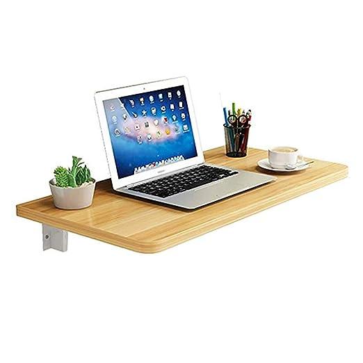 Mesa caduca escritorio de computadora de pared escritorio plegable ...
