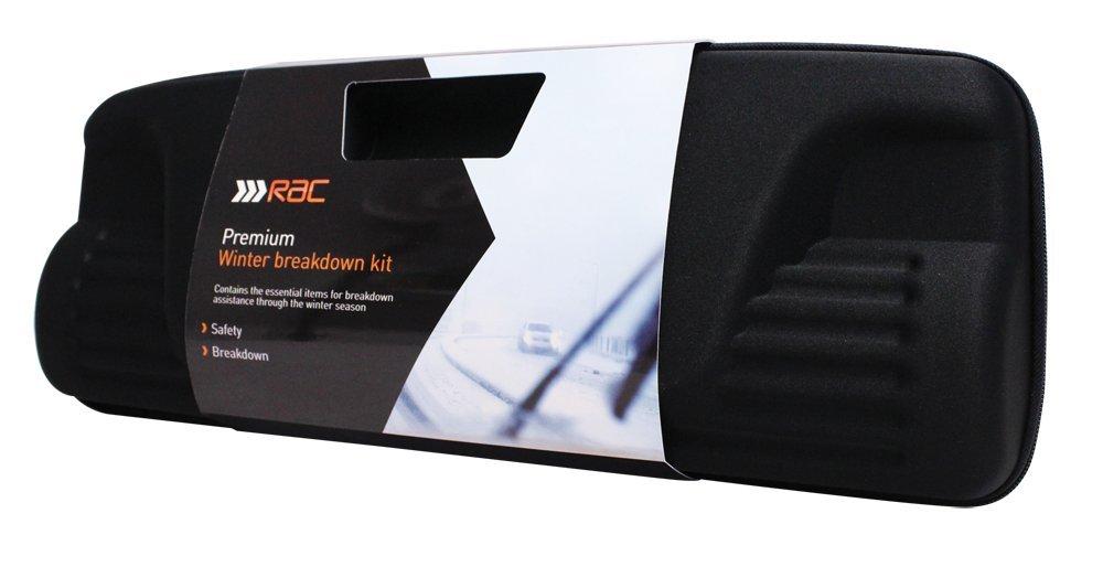 RAC Premium Winter Breakdown Kit Travel - Emergency Travelling Profile Autones