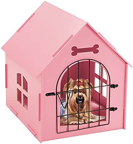 Amazon.com: Tristar Products-us, casa de madera para perros ...