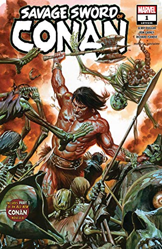 Pdf Graphic Novels Savage Sword Of Conan (2019-) #1