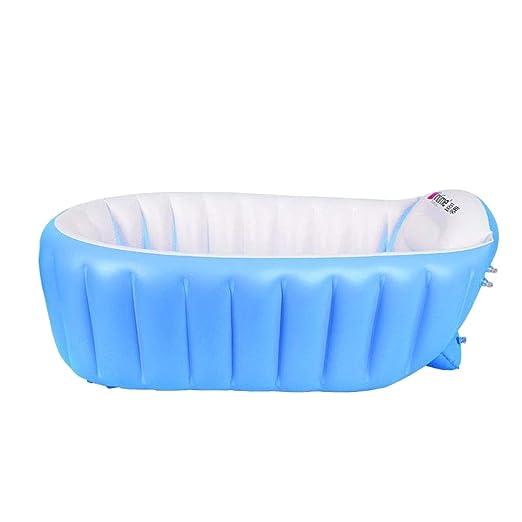Sunlera - Bañera Hinchable portátil para bebé, para niños ...