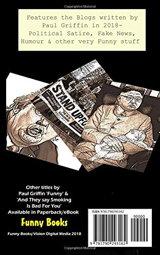 The Funny Books Blogs 2018: Amazon co uk: Paul Griffin