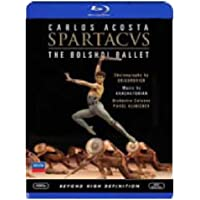 Spartacus [Import anglais]