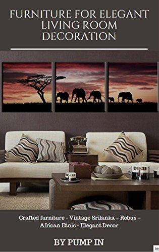 Furniture For Elegant Living Room Decoration