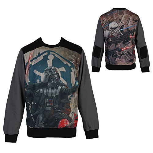 Engine Star Wars Sublimated Sweatshirt