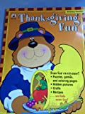 Thanksgiving Fun, Carson-Dellosa Publishing Staff, 0887247903