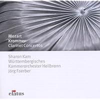 Clarinet Concertos (Faerber, Kam)