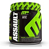 Muscle Pharm Assault Pre-Workout System, Lemon Lime, 0.96 Pound
