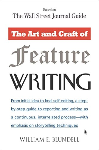 Feature Writing: Based on The Wall Street Journal Guide ()