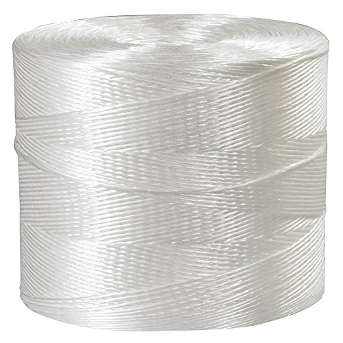 Aviditi TWT850 Polypropylene Tying Twine, 145 lbs Tensile Strength, 8500' Length, White supplier