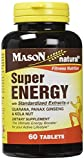 Mason Vitamins Super Energy with Guarana