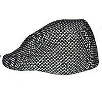 Miss U Men's Suede Golf Flat Sports Cap