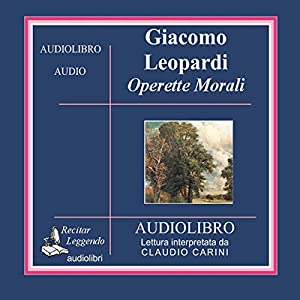 Operette Morali [Small Moral Works] Audiobook